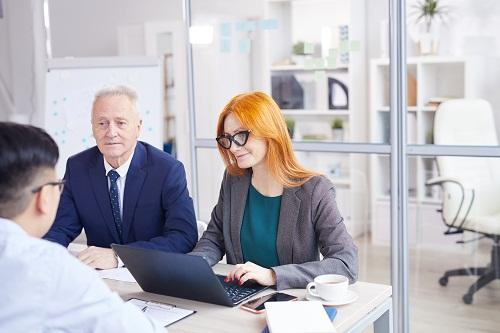 un cabinet de conseil pour les entreprises